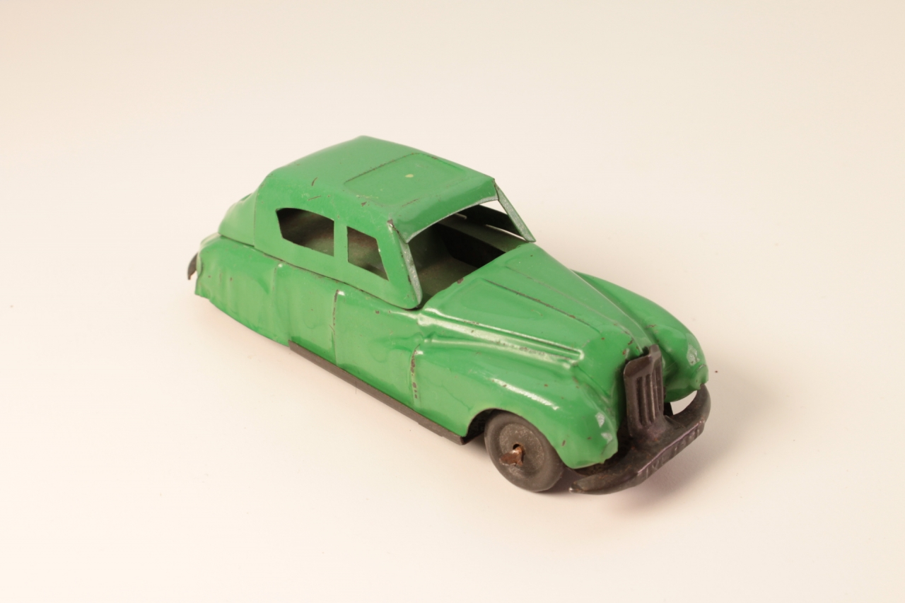 IXL # - Saloon Car - Green
