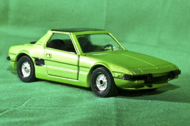 Picture Gallery for Corgi 314 Fiat X1/9