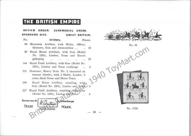 Britains Soldiers vintage