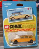Picture Gallery for Corgi Juniors 2 Citroen Safari with Boat