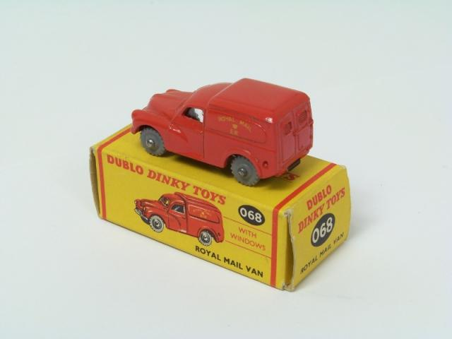 Picture Gallery for Dinky 068 Royal Mail Van