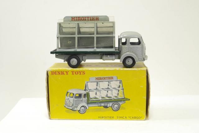 Cars Toys, Hobbies Beautiful 829d Vintage Dinky 33an Simca Cargo Mover Bailly Rpt
