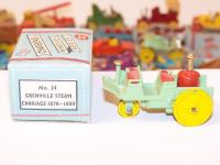 Picture Gallery for Charbens 24 Steam Carriage