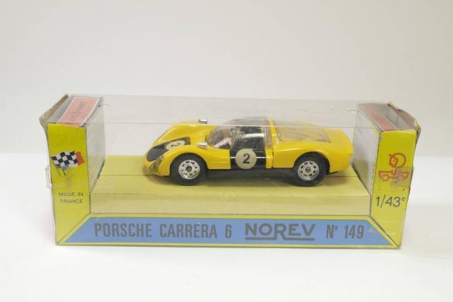 Picture Gallery for Norev 149 Porsche Carrera 6