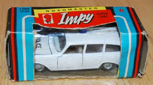 Picture Gallery for Lone Star 16 Motorway Police Car