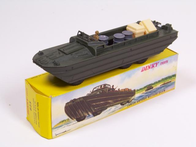 Picture Gallery for Dinky 825 DUKW Amphibian