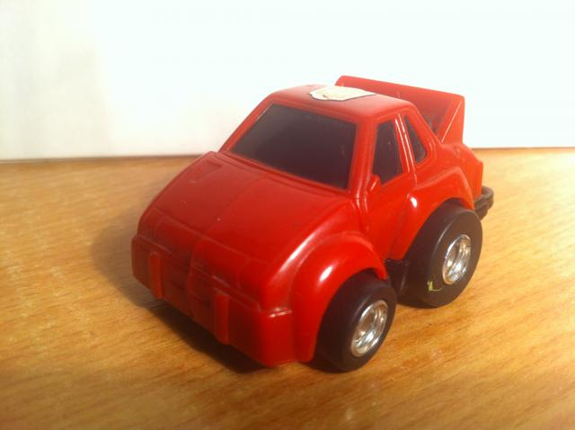 Picture Gallery for Transformers 13 Cliffjumper
