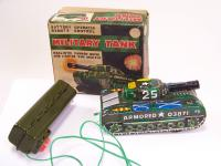 Picture Gallery for Marx J9598 Military Tank