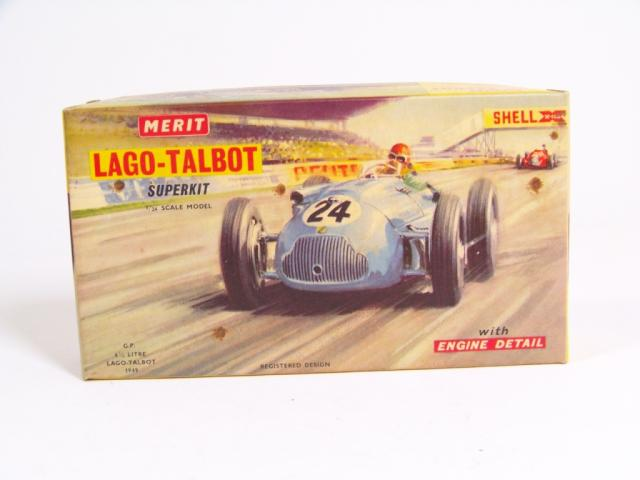 Picture Gallery for Merit 4624 Talbot Lago