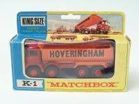 Picture Gallery for Matchbox K1 Foden Tipper Truck
