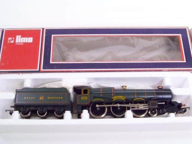 Picture Gallery for Lima 5103W King George V Loco