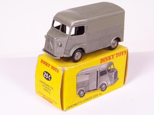 Van Citroen Hy Philips Ref 587 choose 1//43 of Dinky Toys Atlas