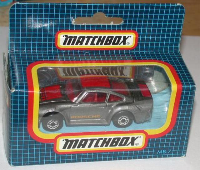Matchbox 7g, Porsche 959 - Free Price Guide & Review