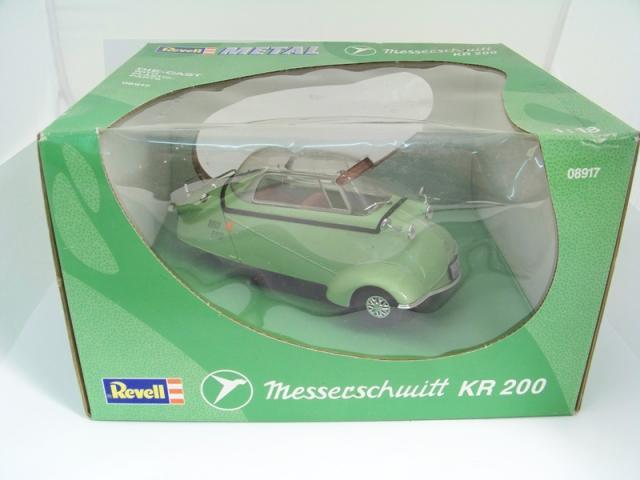Picture Gallery for Revell 08917 Messerschmitt KR 200