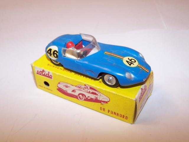 Picture Gallery for Solido 112 DB Panhard