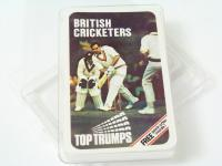 Picture Gallery for Top Trumps S1 British Cricketers