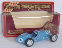 Picture Gallery for Matchbox Yesteryear Y11 1932 Bugatti Type 51