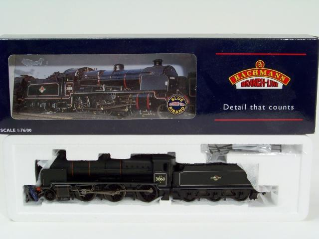 Picture Gallery for Bachmann 32-151 BR 2-6-0 'N' Class Loco