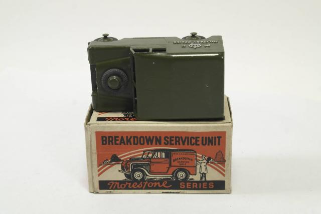 Picture Gallery for Morestone 58 Military Police Jeep
