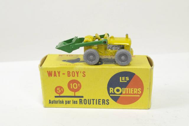 Picture Gallery for Way-Boys 10 Front End Loader