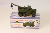 Dinky #661 - Recovery Tractor - Green