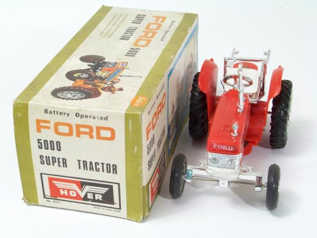 Picture Gallery for Hover 853 Ford 5000 Tractor