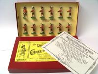 Picture Gallery for Britains Soldiers 5183 Cameron Highlanders