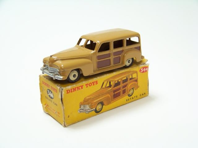 Picture Gallery for Dinky 344 Estate Car