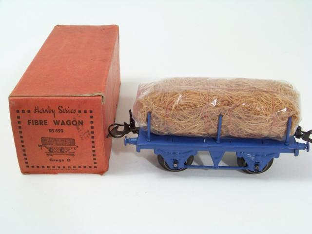 Picture Gallery for Hornby O RS693 Fibre Wagon