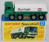 Matchbox Lesney Presentation Set Transporter /& 4 Cars Empty Repro Box