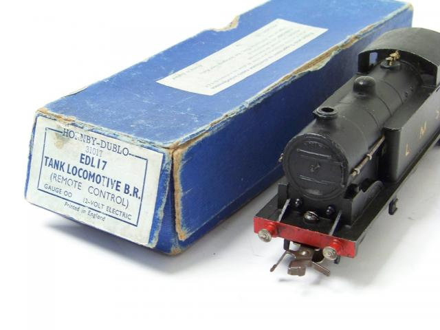 Picture Gallery for Hornby Dublo EDL7 Tank Loco