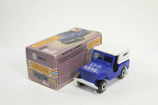 Picture Gallery for Matchbox 5h US Mail Truck
