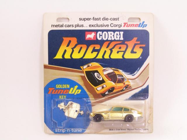 Picture Gallery for Corgi Rockets 901 Aston Martin DB6