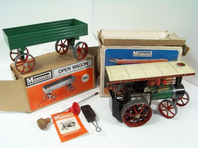 Picture Gallery for Bulk-Mixed Lot 0 Live Steam