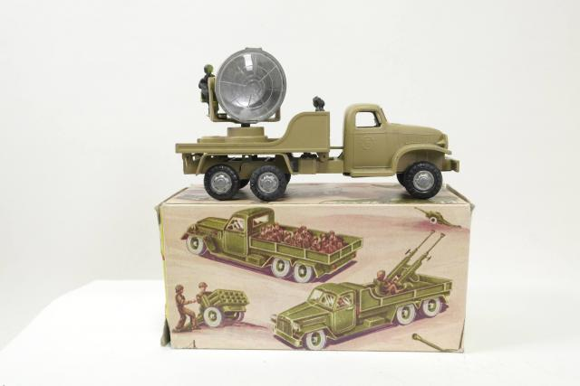 Picture Gallery for FJ 101 Searchlight Lorry