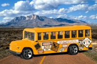 Picture Gallery for Hot Wheels 736 School Bus