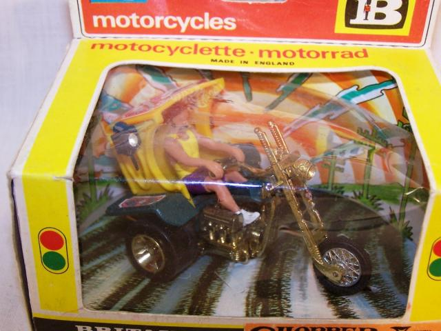 Picture Gallery for Britains 9674 Chopper Trike