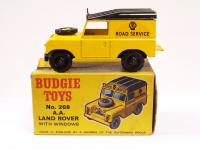 Picture Gallery for Budgie 268 Land Rover