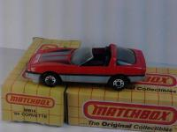 Picture Gallery for Matchbox 14K 84 Corvette