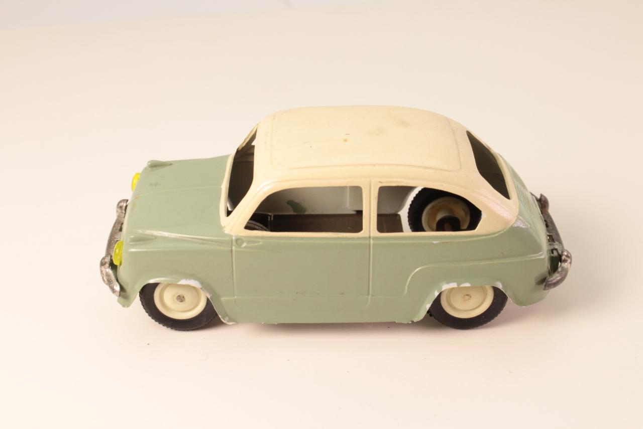Ingap #600 - Fiat 600 - Green/Cream