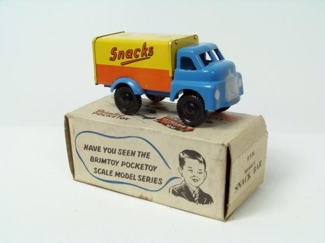 Picture Gallery for Brimtoy 9/536 Mobile Snack Bar