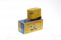Matchbox #43c - Pony Trailer - Yellow/Brown (BPW)