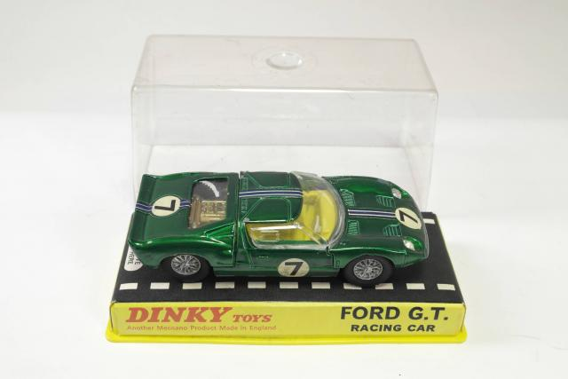 Picture Gallery For Dinky  Ford Gt Racing Car