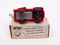 Brimtoy #539 - BR Lorry - Red/Cream (Clockwork)