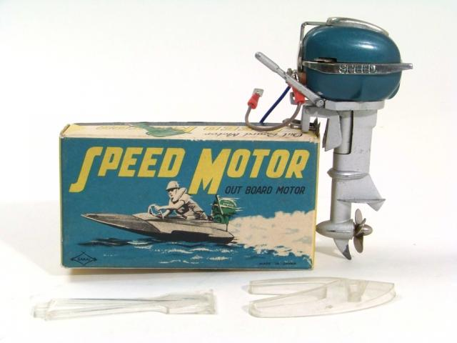 Picture Gallery for Sakai 1011 Speed Outboard Motor