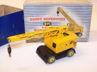 Picture Gallery for Dinky 971 Coles Mobile Crane