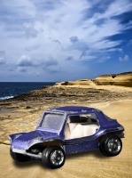 Picture Gallery for Zylmex D23 Dune Buggy