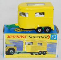 Picture Gallery for Matchbox 43c Pony Trailer
