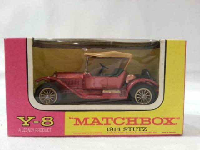 Stutz 1914 Matchbox Made In England By Lesney Nr 6 Fahrzeuge