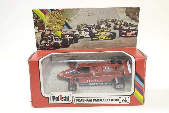 Picture Gallery for Polistil CE122 Ferrari 312 T5